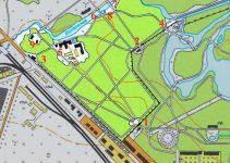 Diseño de parques en AutoCAD