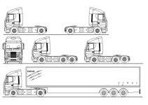 Bloques AutoCAD Camiones GRATIS
