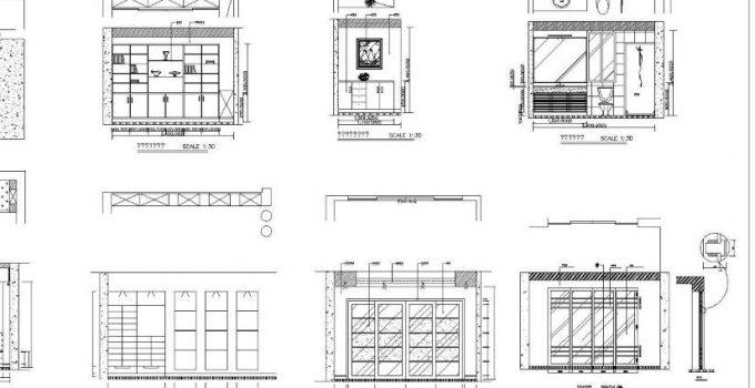 Bloques AutoCAD Detalles Arquitectura GRATIS