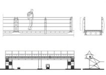Bloques AutoCAD Puentes GRATIS