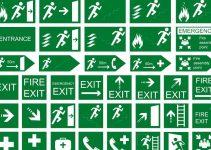 Bloques AutoCAD Salida Emergencia GRATIS
