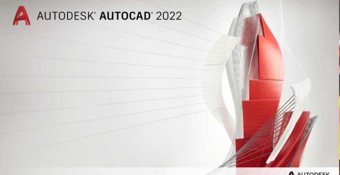 Cómo descargar AutoCAD 2022